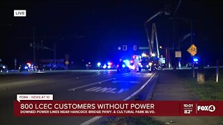 Many Still Without Power