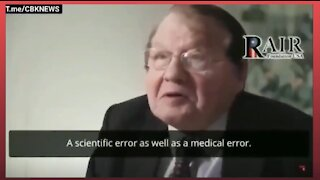 """Nobel Laureate Says """"No Chance of Survival"""" For Vaccine Takers-1634"""