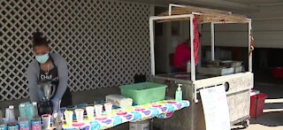 High school student starts their own taco truck