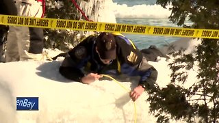 Search for missing man in Door County continues