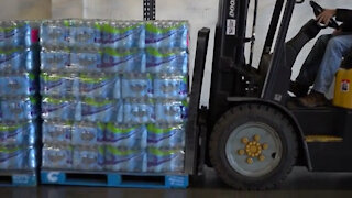 Fort Worth Distribution Center - 2021 Winter Storm Support [Video]