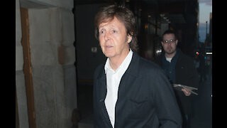 Sir Paul McCartney releasing the sequel book to 'Hey Grandude!'