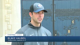 Canisius HS Grad signs with Titans