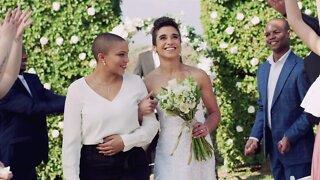 Hallmark Channel Features Same-Sex Wedding In New Movie
