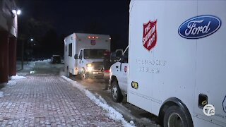 Bed & Bread trucks helping the homeless