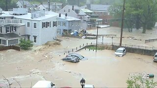 Howard County holds flood mitigation plan on Monday