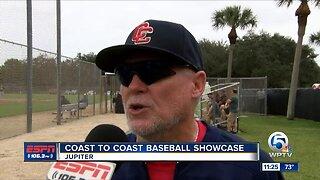 Coast to Coast baseball showcase 12/30