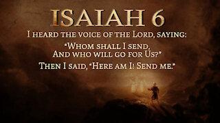 ISAIAH 6 | Pastor Abram Thomas