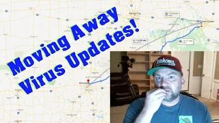 Ham vLog ~ Channel Update 2020 Vir-us My Situation ~ Moving from STL to OKC!!!