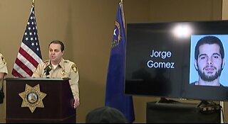 Las Vegas police release details on suspect shot, killed during protest