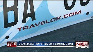 License plates part of new state branding effort