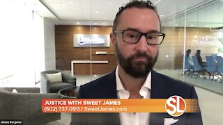 Sweet James talks distracted driving