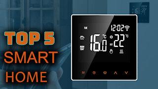 Best 5 Smart Home