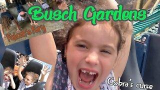 Busch Gardens FL trip Part 1