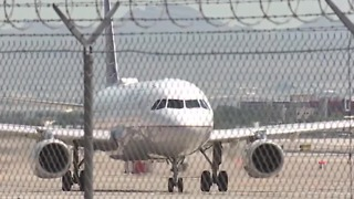 Extreme temperatures could affect flights into Las Vegas