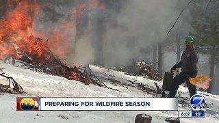 Preparing for Colorado's wildfire season
