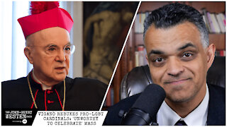 Viganò rebukes pro-LGBT Cardinals Cupich, Gregory, Tobin: They're 'unworthy to celebrate' Mass
