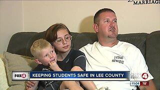 Superintendent talks safety before school starts