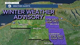 7 First Alert Forecast 5 p.m. Update, Wednesday, March 31
