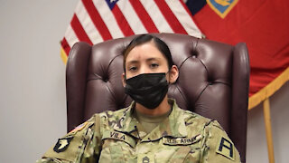 'Patriot' Soldiers give their thoughts on Women's History Month! (Part 2)
