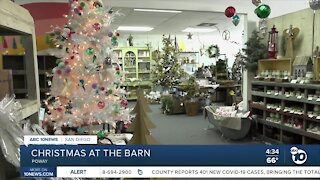 Christmas at the Barn kicks off season of joy in Poway