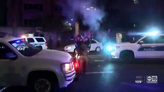 Phoenix Police Chief Jeri Williams speaks out following protests in Arizona