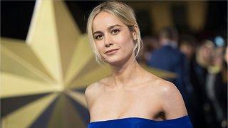 'Captain Marvel' Star Brie Larson Wants A WWE Match