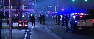 George Floyd protests continue in Las Vegas