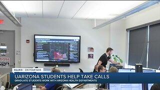 UArizona students help health departments during coronavirus outbreak