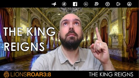 THE KING REIGNS