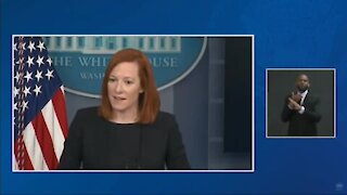 Press Sec. Refuses To Say that Israel Is an Ally