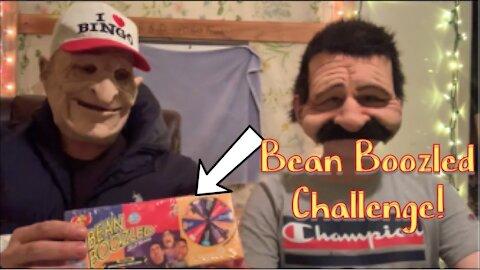 Bobby Vs. Danny Bean Boozled Challenge