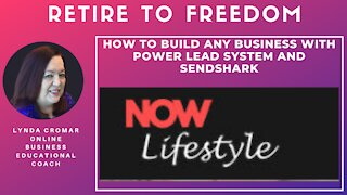 How to build any business with Power Lead System and Sendshark