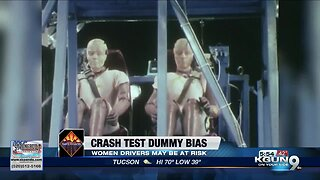 Consumer Reports: Bias vehicle crash testing