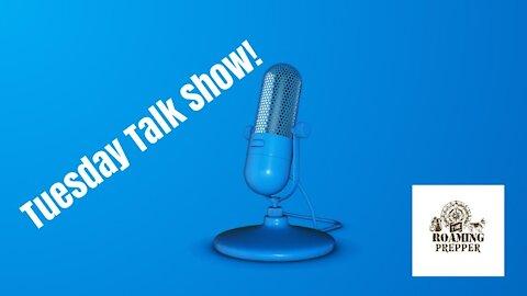 Tuesday Talk Show: 19 October 21