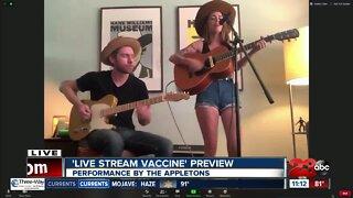 Live Stream Vaccine Preview Show