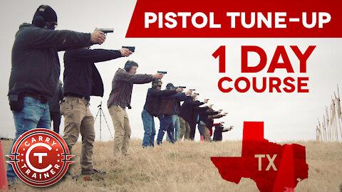 1 Day Pistol-Tune Class | Dallas, TX