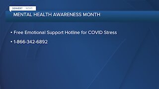 Mental Health Awareness Month: Taking care of yourself & kids