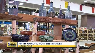 Annual Holiday Potters Market