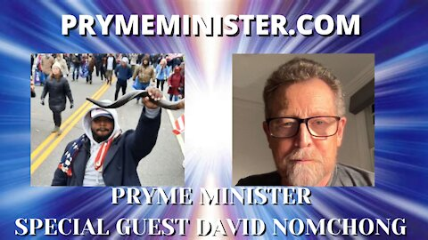 PRYMEMINISTER.COM W/ SPECIAL GUEST DAVID NOMCHONG - DEPROGRAMMING FROM THE MATRIX