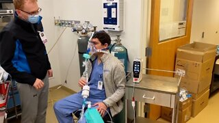 Doctors Are Looking At Inhaled Nitric Oxide Gas As COVID-19 Treatment