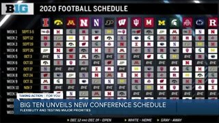 Big Ten pushes towards conference season with new flexible schedule
