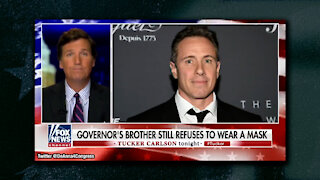 CNN's Chris Cuomo Pushes Masks On Air, Is Cited By His Residential Building For Never Wearing One