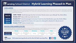 Lansing School District delays return to