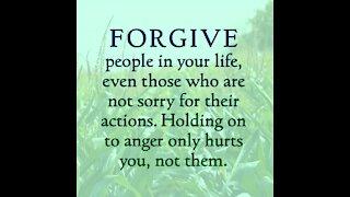 Forgive [GMG Originals]