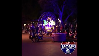 Mom reviews Mickey's Not So Scary Halloween Party