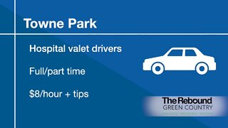 Who's Hiring: Towne Park - Hospital Valet Drivers