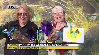 Art & Apples Rochester