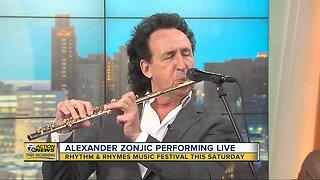 Alexander Zonjic Live In Concert