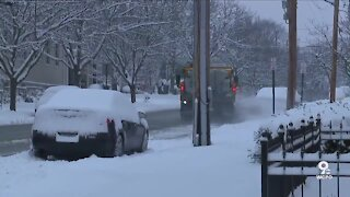 Hazardous roads led to crashes, traffic snarls and stranded drivers